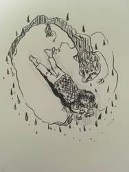 Worry like rain by Yukarie-chan11