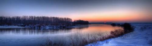 Shortest Day Sunrise by Zerseu