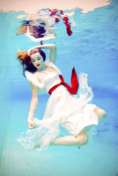 floating on water by caitlin-may