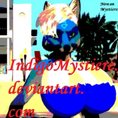 IndigoMystiere profile icon avatar Nowan Mystiere