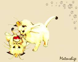 Meowth by PokeShoppe