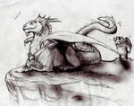 Silver Dragon DND