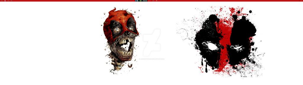 Deadpool lives! by Absenntmind