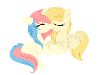 You, Me, and Nobody Else by Bandibootyx