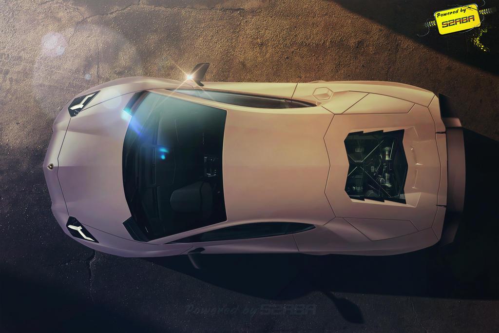 Lamborghini Aventador Vers 2.0 by Szaba18