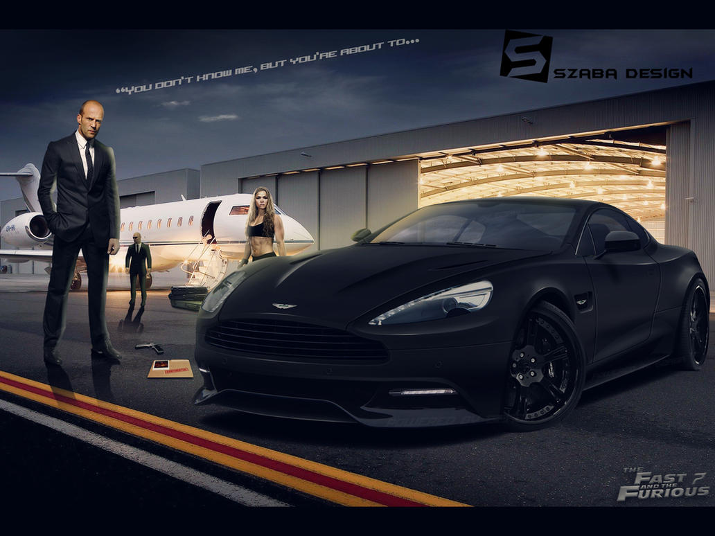 Aston Martin Vanquish by Szaba18