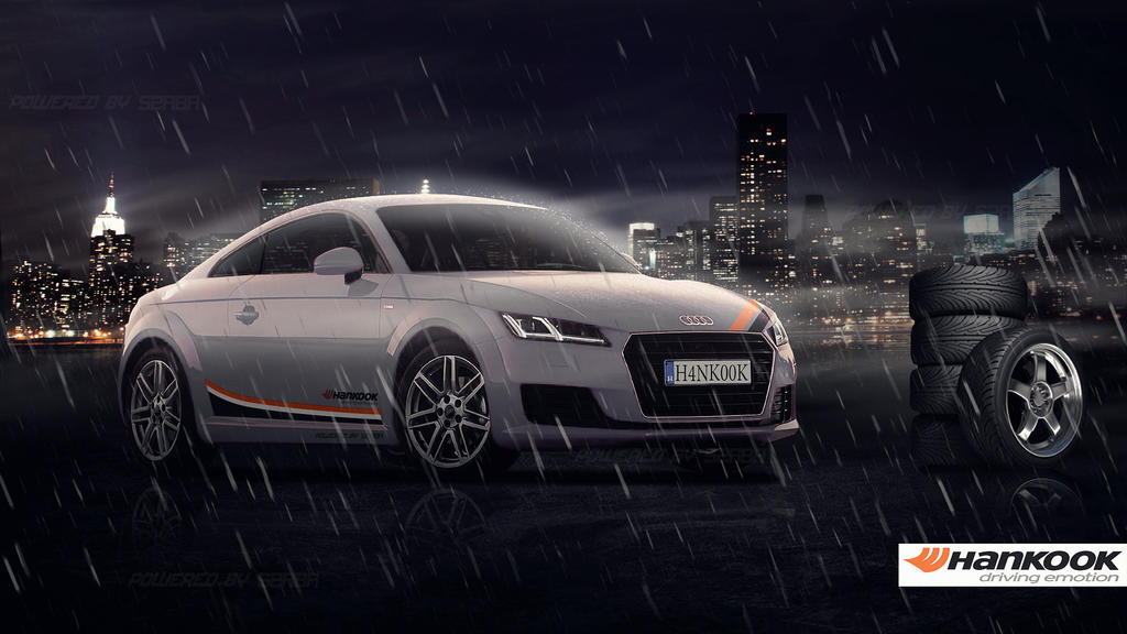 Audi TT Hankook by Szaba18