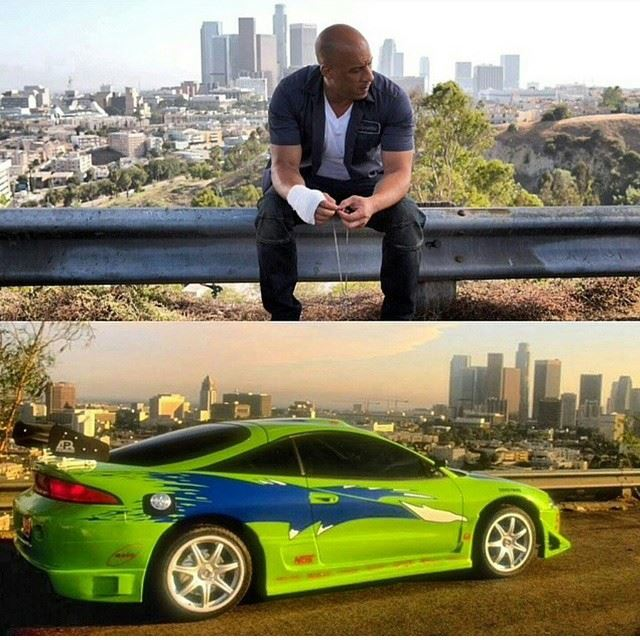 FAST 7 .The place where it started... now its end. by Szaba18
