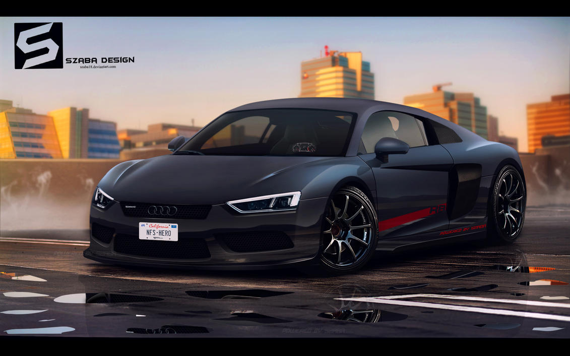 2016 Audi R8 UPdated* by Szaba18
