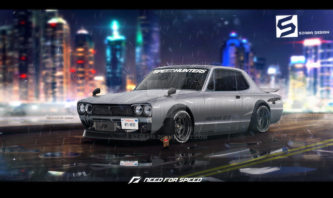 Nissan GT-R Hakosuka *Updated by Szaba18