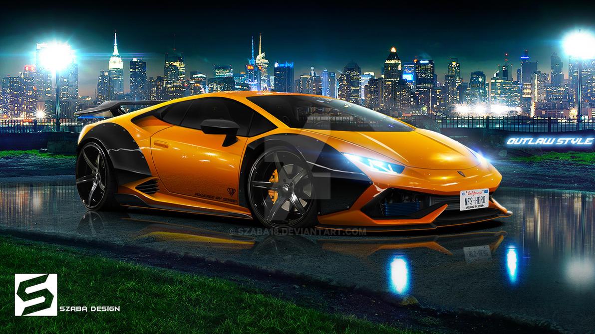 Lamborghini Huracan * Updated by Szaba18
