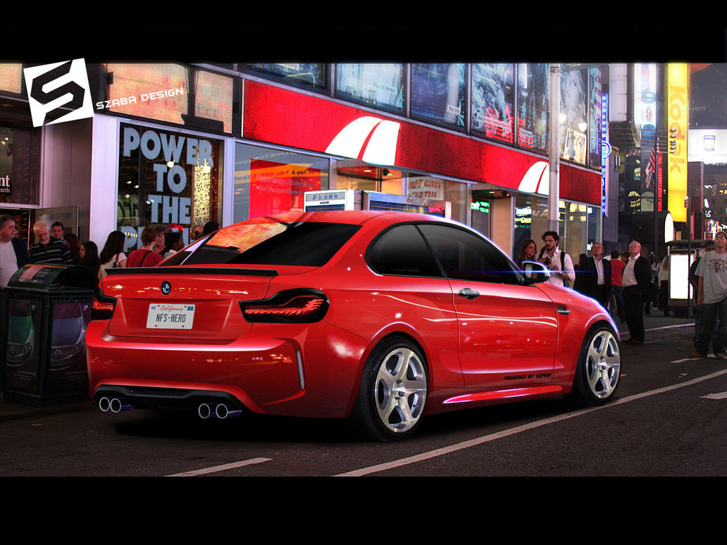 BMW M2 Coupe by Szaba18