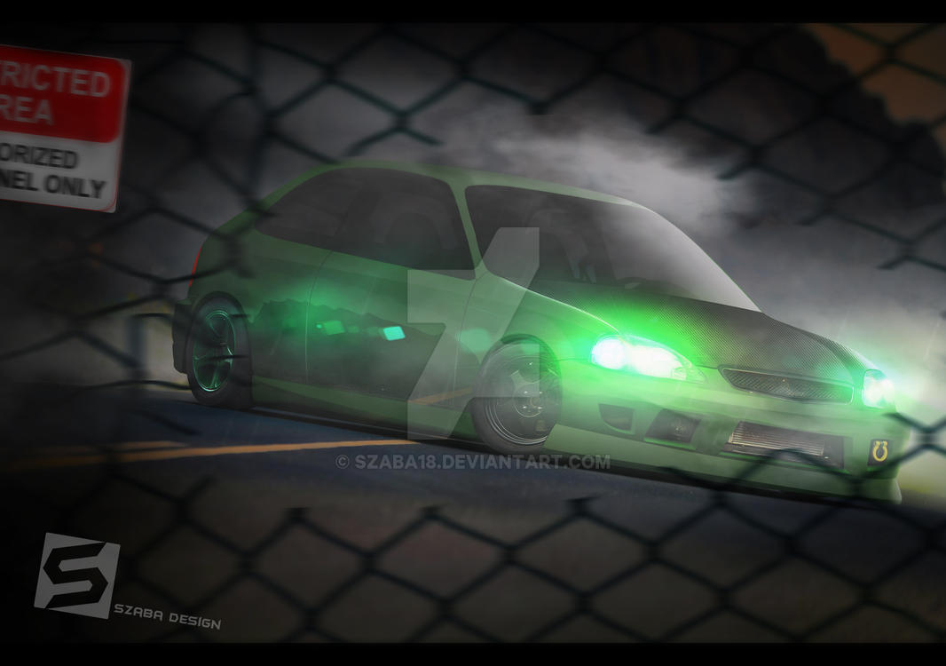 Quick Civic by Szaba18