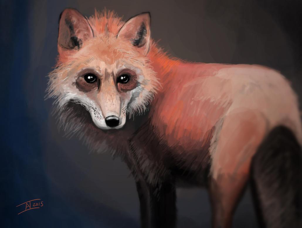 Fox by kalliikak