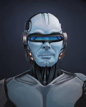 Cyborg Dad