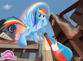 Rainbow Scout by MacchiatoJolt