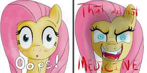 Fluttershy TF2 Spray - Oops, not medicine!