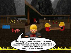 Doom Under Construction