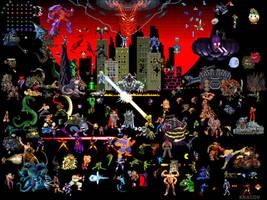 Video Game Universe