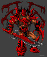 Hell's Death by Kracov