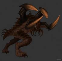 Bull Demon by Kracov
