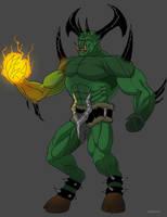 Sin Beast by Kracov