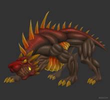 Hellhound by Kracov