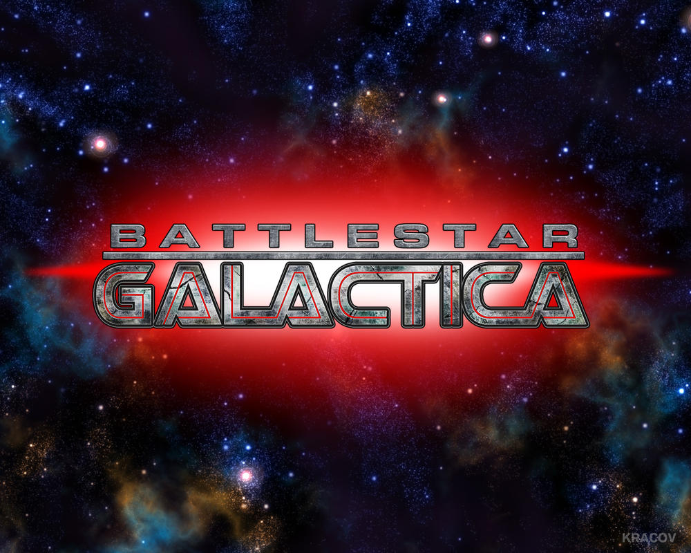 Battlestar Galactica Wallpaper 2 by Kracov