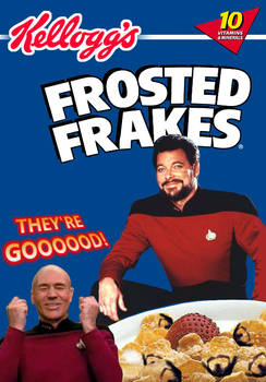 Frosted Frakes