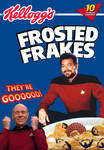 Frosted Frakes by Kracov