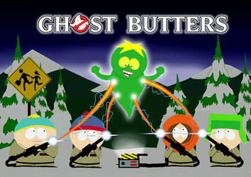 Ghost Butters