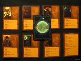 Samhain Card Game by Kracov
