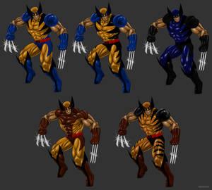 Wolverine custom costumes