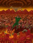 Doom: FEAR icon of sin