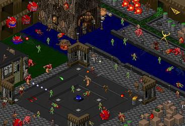 Doom: Lords of the Profane by Kracov