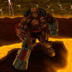 Doom: The Merciless Cyberdemon