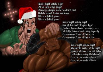 Doom: Silent Night, Unholy Night by Kracov