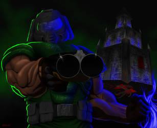 Doom: Redemption mod by Kracov