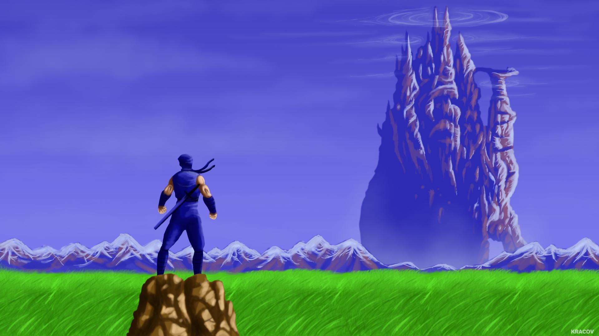 Ninja Gaiden Hd By Kracov On Deviantart