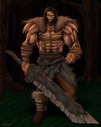 Kracov the Warrior by Kracov