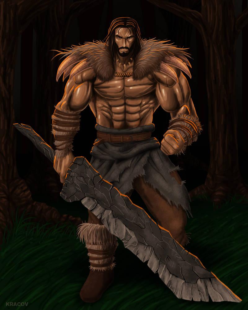 Kracov the Warrior