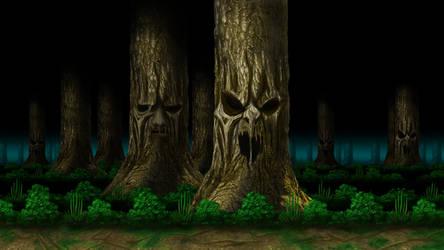 Mortal Kombat Living Forest HD