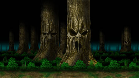 Mortal Kombat Living Forest HD