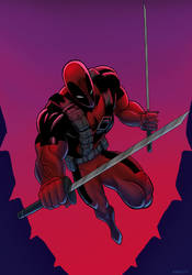 Deadpool by Kracov
