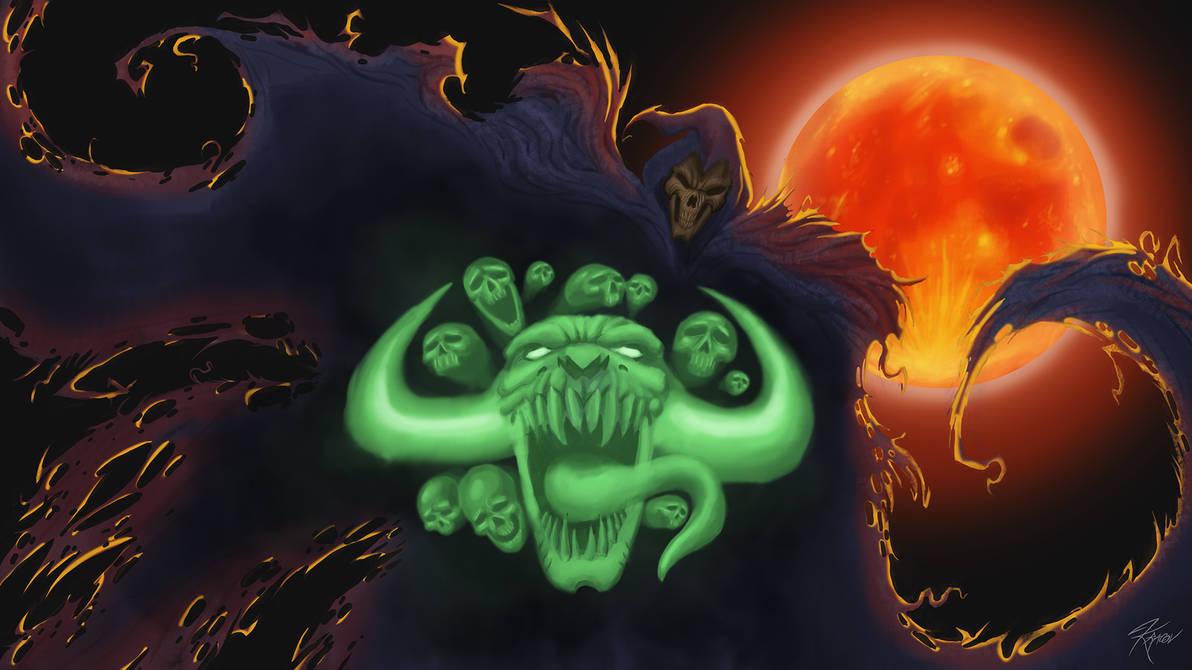 The Grim Lord by Kracov