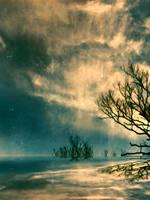 Broken like the sky by plutonicfluf