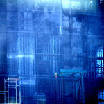 mechanical blue