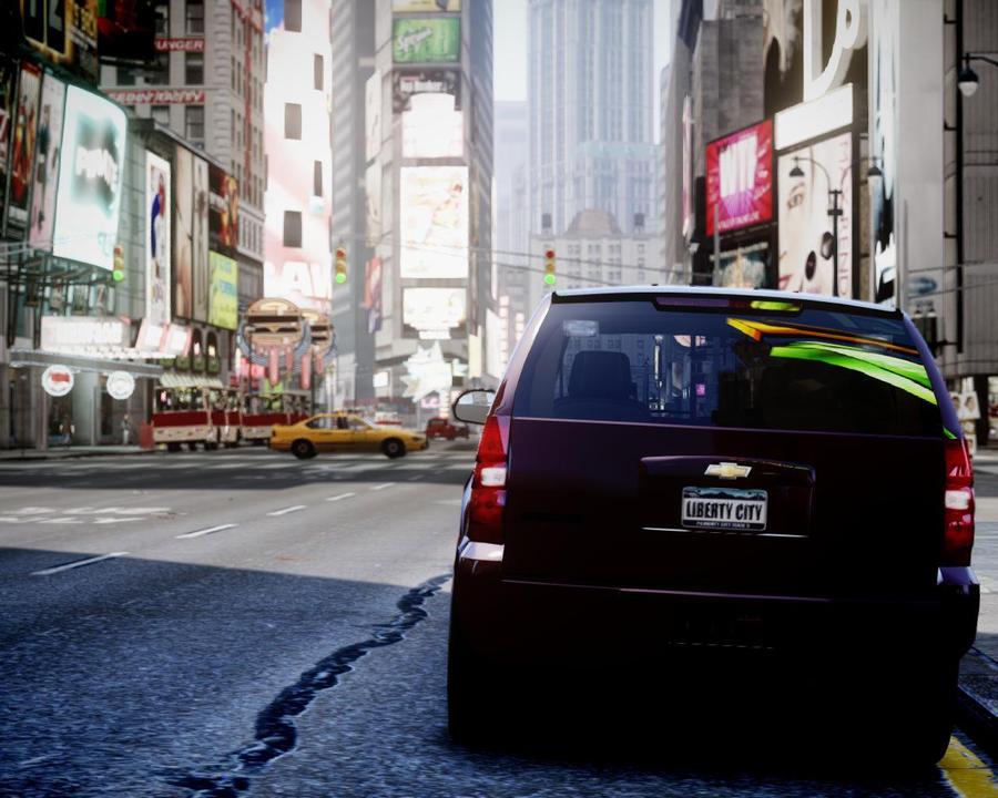 GTA 4 with L3EVO ENB MOD by DarK6464 on DeviantArt