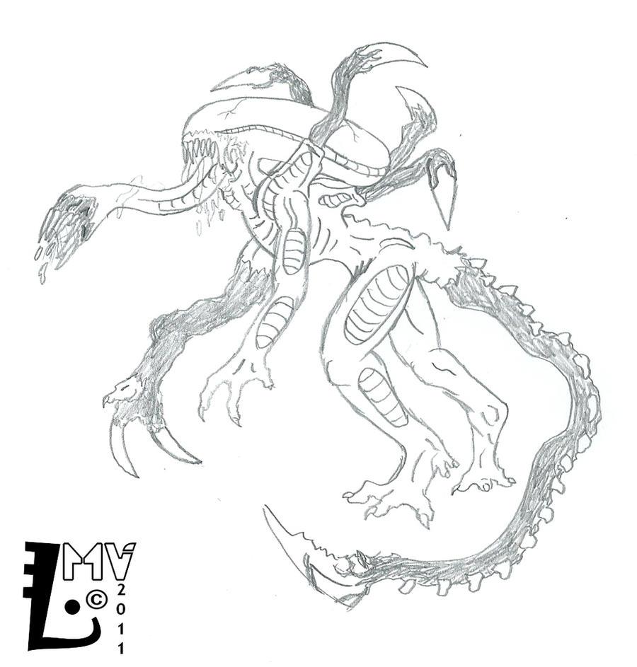 xenomorph vs necromorph - photo #20