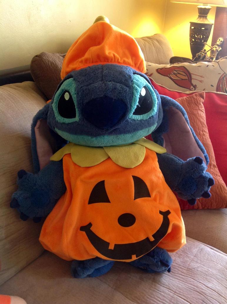 Pumpkin Stitch by firegirl1995